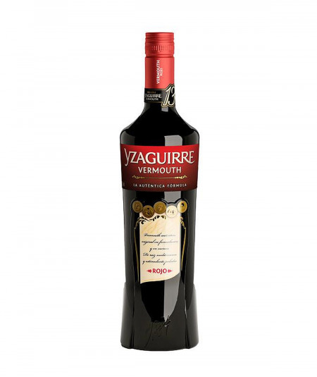 Vermouth Red Yzaguirre