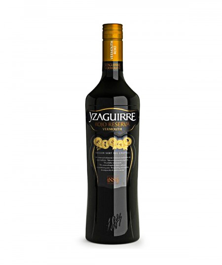 Vermouth Yzaguirre Red Reserve